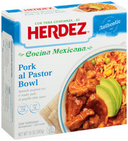 Herdez™ Cocina Mexicana™ Pork al Pastor Bowl, 10 oz. Box