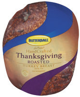 Butterball Just Perfect Handcrafted Thanksgiving Roasted Turkey Breast   Poly Bag