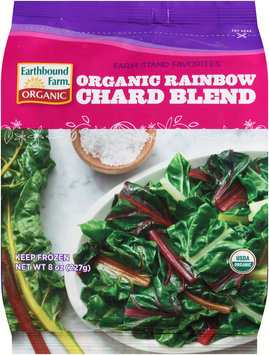 Earthbound Farm® Organic Rainbow Chard Blend 8 oz. Bag