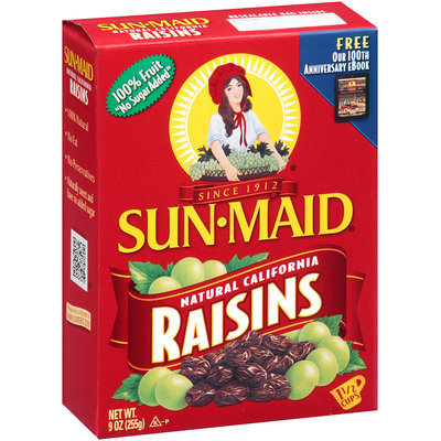 Sun-Maid® Raisins 9 oz. Box
