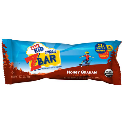 Clif Kid® Organic ZBar Honey Graham