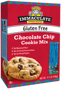 Immaculate™ Gluten Free Chocolate Chip Cookie Mix 19 oz. Box