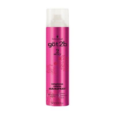 göt2b 2 Sexy Voluptuous Volume Hairspray