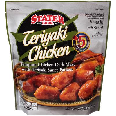 Stater Bros.® General Tso's Chicken 22 oz. Bag