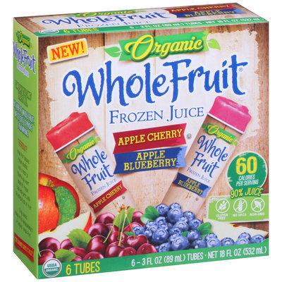 Whole Fruit® Frozen Organic Juice