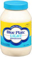 Blue Plate® Light Mayonnaise 30 fl. oz.