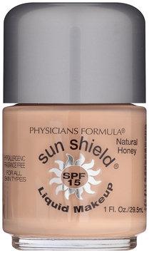 Sun Shield® Natural Honey Liquid Makeup SPF 15 1 fl. oz. Jar