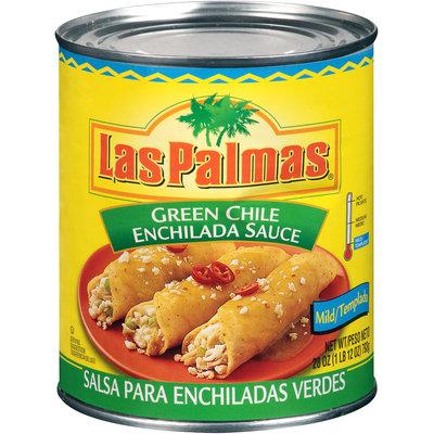 Las Palmas® Mild Green Chile Enchilada Sauce 28 oz. Can