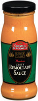 Crosse & Blackwell Zesty Remoulade Sauce 7.5 Oz Glass Bottle