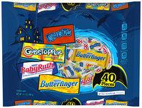 Nestlé Assorted Halloween Chocolate/Sugar 40 pieces, 14.4 oz. Bag