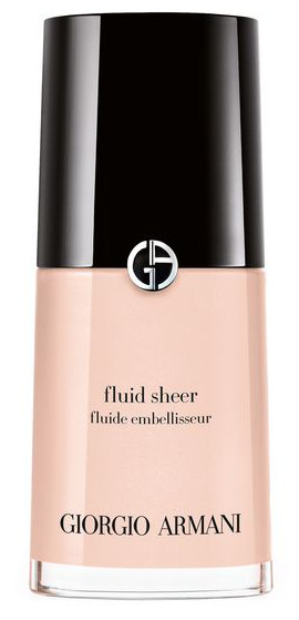 Giorgio Armani Fluid Sheer Ultra-light Glowing Fluid