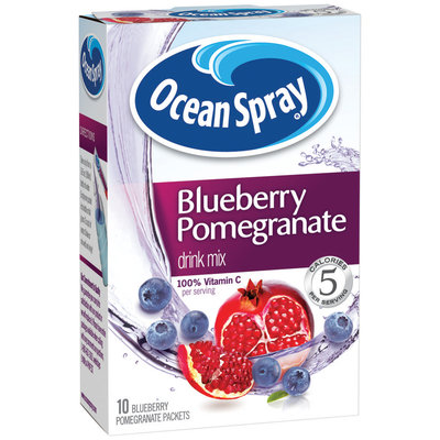 Ocean Spray Blueberry Pomegranate Drink Mix