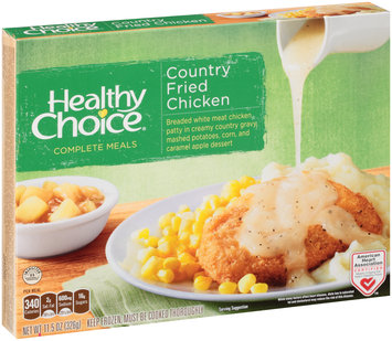 Healthy Choice® Complete Meals Country Fried Chicken 11.5 oz. Box