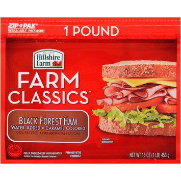 Hillshire Farm® Farm Classics™ Black Forest Ham 16 oz. Zip-Pak®
