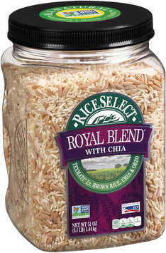 Rice Select™ Royal Blend®  with Chia 51 oz. Jar