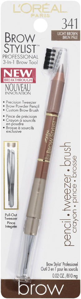 L'Oréal Brow Stylist 3-In-1 Professional Brow Tool