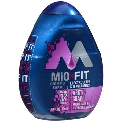 MiO Fit Arctic Grape Liquid Water Enhancer 1.08 fl. oz. Bottle