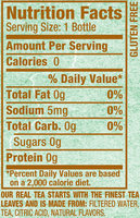Snapple® Straight Up™ Unsweetened Tea 18.5 fl. oz. Bottle