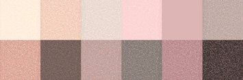 Maybelline® New York Expert Wear® The Blushed Nudes Shadow Palette