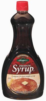 Haggen Premium Syrup 36 Oz Plastic Bottle