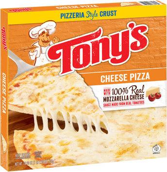 Tony's™ Pizzeria Style Crust Cheese Pizza 18.9 oz. Box