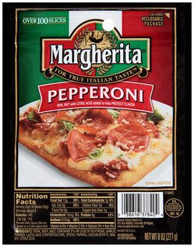 Margherita® Italian Style Deli-Pepperoni 8 oz. Pillow Pack