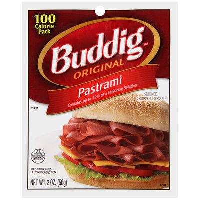 Buddig™ Original Pastrami 2 oz. Pouch
