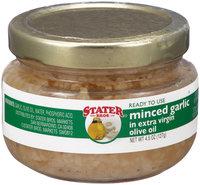 Stater Bros.® Minced Garlic in Extra Virgin Olive Oil 4.5 oz. Jar