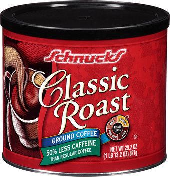 Schnucks® Classic Roast Medium Ground Coffee 29.2 oz. Canister