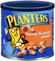 Planters Honey Roasted Peanuts 52 oz. Canister