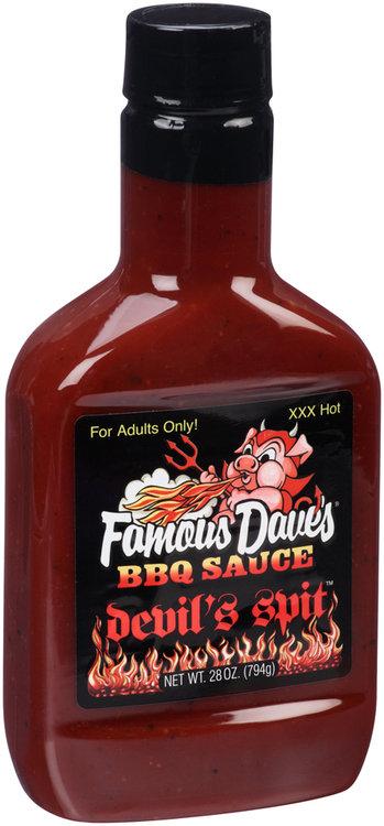 Famous Dave's® Devil's Spit™ BBQ Sauce