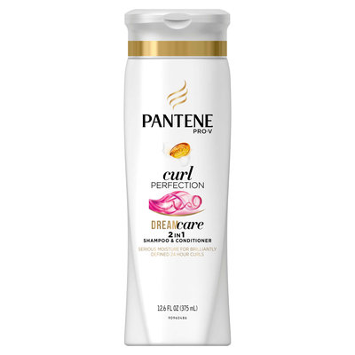 Pantene Curl Perfection 2-in-1 Shampoo & Conditioner