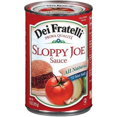 Dei Fratelli  Sloppy Joe Sauce 15 Oz Can