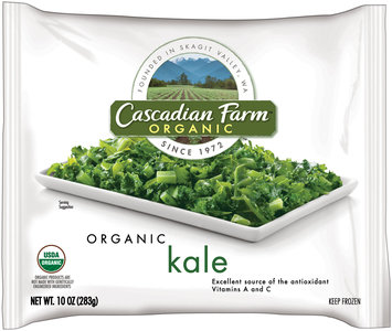 Cascadian Farm® Organic Kale 10 oz. Bag