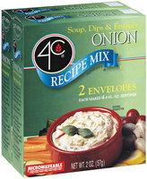 4C Soup Onion Soup 2 Oz Box
