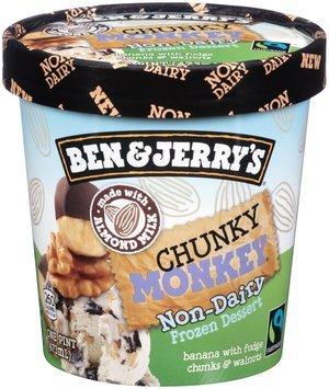 Ben & Jerry's® Chunky® Non-Dairy Frozen Dessert 1 pt. Tub