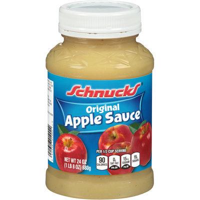 Schnucks® Original Apple Sauce