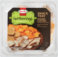 Hormel® Gatherings® Smoked Chicken Snack Tray 14 oz. Tray