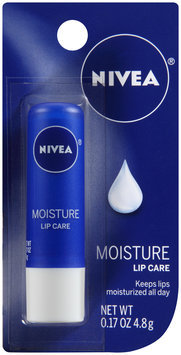 Nivea® Moisture Lip Care 0.17 oz. Carded Pack