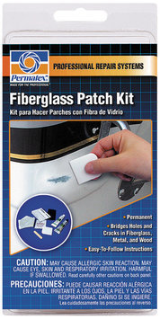 Permatex® 80265 Fiberglass Clamshell Patch Kit 1 Kt
