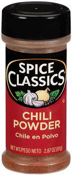 Spice Classics® Chili Powder 2.87 oz. Shaker