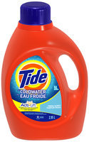 Tide ColdWater Fresh Scent Liquid Laundry Detergent 52 Loads 2.95 L