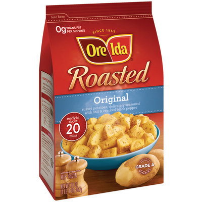 Ore-Ida Roasted Original Potatoes 20 Oz Bag