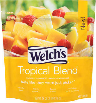 Welch's Tropical Blend 48 oz. Stand-Up Bag