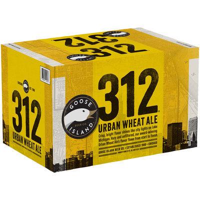 Goose Island® 312® Urban Wheat Ale 24-12 fl. oz. Glass Bottles
