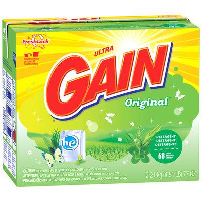 Gain® Ultra Ocean Escape with FreshLock Powder Laundry Detergent 77 oz. Box