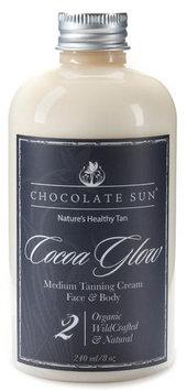 Chocolate Sun Cocoa Glow Tanning Cream Face & Body