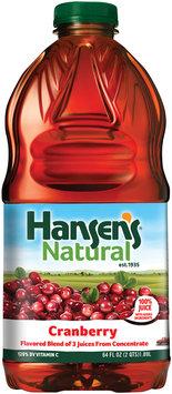Hansen's® Natural Cranberry 100% Juice 64 fl. oz. Bottle