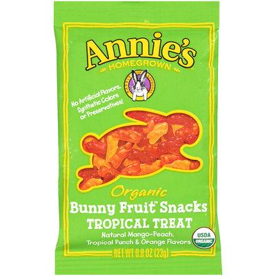 Annie's Homegrown® Tropical Treat Organic Bunny Fruit™ Snacks