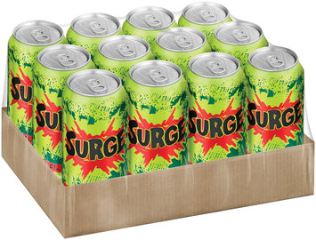 surge­™ citrus flavored soda 1